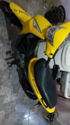 Biz 125 ES Completa Com Partida e Pedal