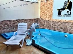 Residencial VIla Gaia -Casa  3 quartos (sendo 1 suíte) - 90m² - 2 vagas de garagem