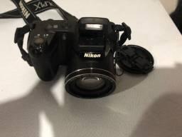 Barbada câmera fotográfica