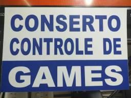 Conserto de Controles Video Game