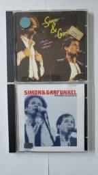 Lote 2 Cds - Simon & Garfunkel