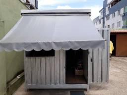 Container Loja Escritório reformado