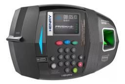 Relógio De Ponto Biométrico Henry Prisma Superfácil c Software