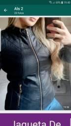 Vendo jaquetas em couro