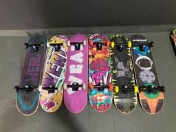 Skate Montado.