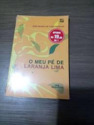 Livro Meu pé de laranja lima