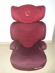 Cadeira para auto Fisher Pricer Vermelha 9 a 36 kg