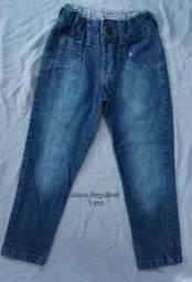 Calca Jeans Infantil