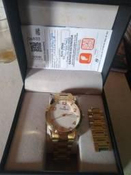 Relógio Champion semi novo 180