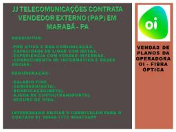 Emprego - Vendedor Externo Marabá (PAP)