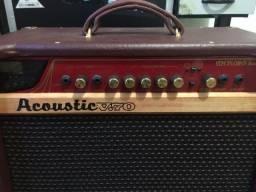 Metoro - Amplificador Acoustic V.70
