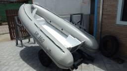 Bote Náutica 360 +Yamaha 25