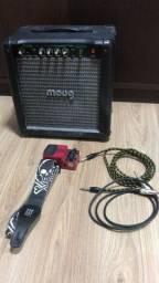 Amplificador + pedal