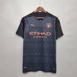 Camiseta 20-21 Manchester City