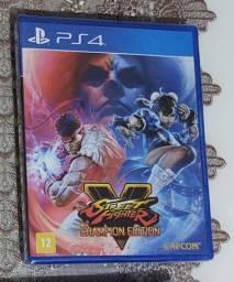 Game para PS4 Street Fighter V Edição dos Campeões