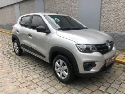 Renault Kwid Zen 1.0 ano 2019