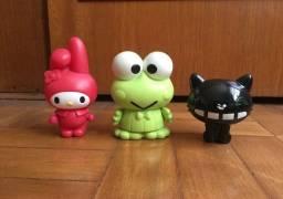 Kit brinquedos colecionáveis