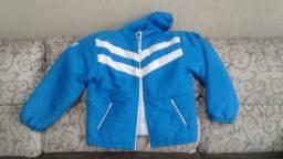 Vendo jaqueta de moletom, estado de nova.