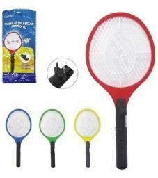 Raquete elétrica bivolt mata mosquito