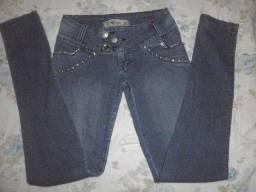 Calça Jeans Azul - Horse - 36