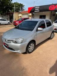 Toyota Etios 1.3x 2015