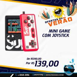 Mini game com jostick