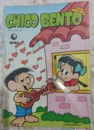 Coleção (quase) completa dos gibis (434 gibis) do Chico Bento da Editora Globo