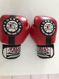 Luvas Muay Thai/Boxe de 12oz