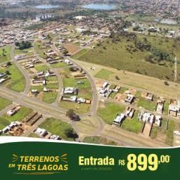 Terrenos a Prazo Mais Parque Três Lagoas