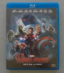 Blu-ray Vingadores: Era de Ultron (Dublado/Original)