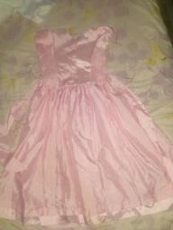 Vestido Rosa para 15 anos ou evento