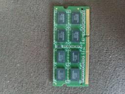 Memória RAM Notebook 4GB