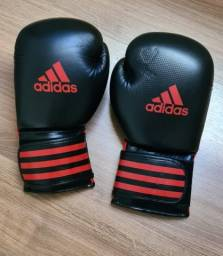 Luvas Muay Thai Adidas 16oz