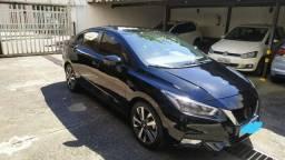 Vendo novo Nissan Versa Exclusive 2021/2021 - Particular