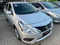 Nissan Versa FlexStart 2016 | Impecável | Ac trocas e financiamos
