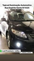 Corolla Lampadas Led Premium + 20000 Lumens