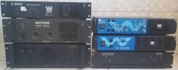 Amplificadores de som