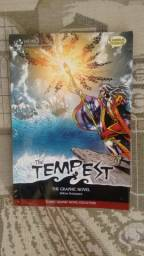 Theo Tempest Theo Graphic Novel (Shakespeare)