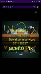 O melhor montador chegou Deivid Perin serviços montador profissional