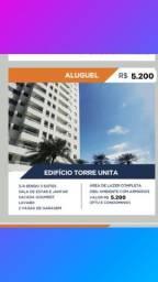 Torre UNITÁ  ALUGUEL 3 suítes no Umarizal, Rua Antônio Barreto, Alto Padrão