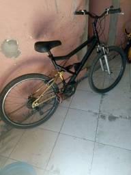 Bicicleta Caloi  (semi-nova)