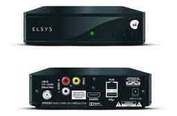 Receptor de tv por satélite completo HD