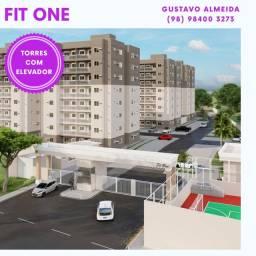 [67] Apartamentos no Cond. Fit One, no Habitacional Turu
