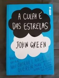 Livro A Culpa É das Estrelas - Jonh Green - Juiz de Fora / MG