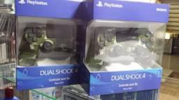 Dualshock 4 Verde Camuflagem Original