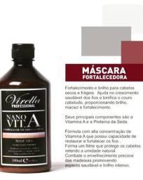 Kit - Shampoo e Mascara Fortalecedora