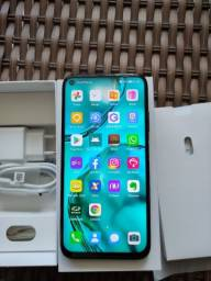 Huawei P40 Lite 128gb 6gb Ram completo na caixa 1 semana - Troco