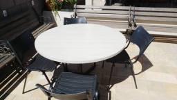 Cadeira ISO Fixa para festa, vendo o conjunto ou somente as cadeiras