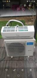 2 ar condicionado