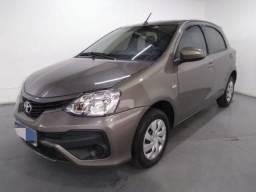 Toyota Etios 2018 *Parcelado